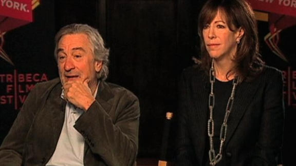 Robert De Niro Talks Tribeca Film Festival