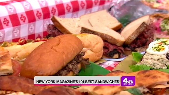 NY Magazine's 101 Best Sandwiches