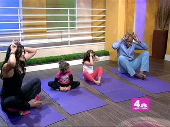 Yoga: Kids Edition