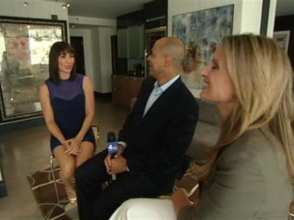 Moms and a Dad: When Laura Posada Met Jorge