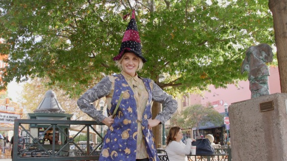 Ashley Enters the Wizarding World for Wizard 101 - NBC New York
