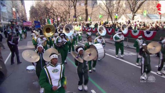 St Patricks Day Parade New York 2019 NYC's 2019 St. Patrick's Day Parade: Part 4   NBC New York