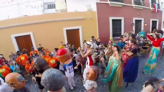 San Sebastian Festival Goes On As Puerto Rico Rebuilds