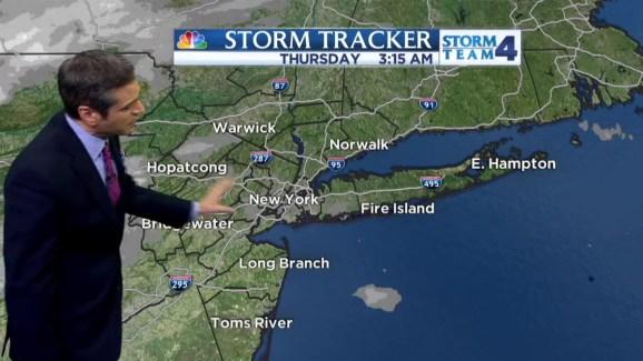 Weather Forecast for Thursday, Jan  14