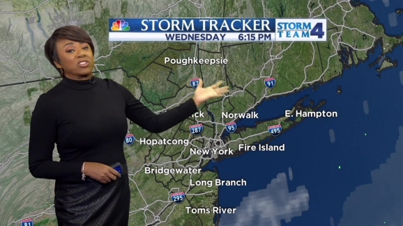 Evening Weather Forecast for Wednesday, January 27