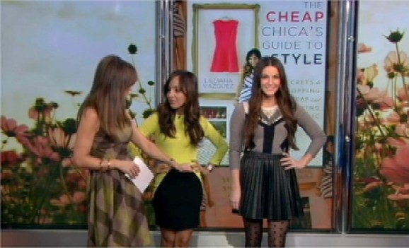 styling secrets from the cheap chica s guide to style nbc new york rh nbcnewyork com