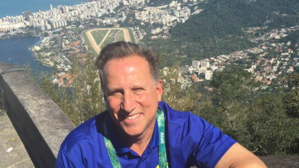 Behind the Scenes With Bruce Beck in Rio