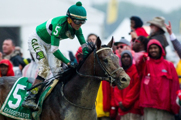 Road to the Triple Crown: Exaggerator Wins Preakness