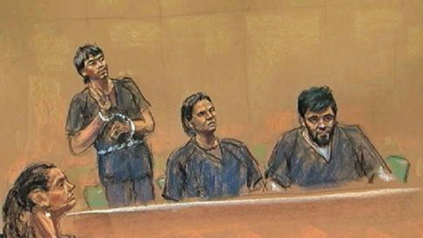 3 Brooklyn Men Plead Not Guilty in Alleged Plot to Join ISIS