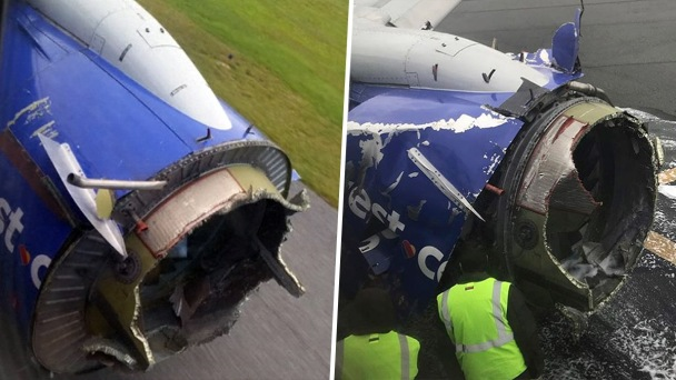 Shredded Engine Was Due for Inspection in December: Airline