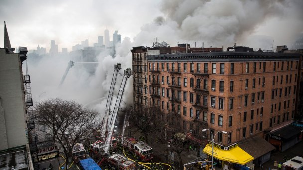 25 Hurt in NYC Building Explosion: FDNY