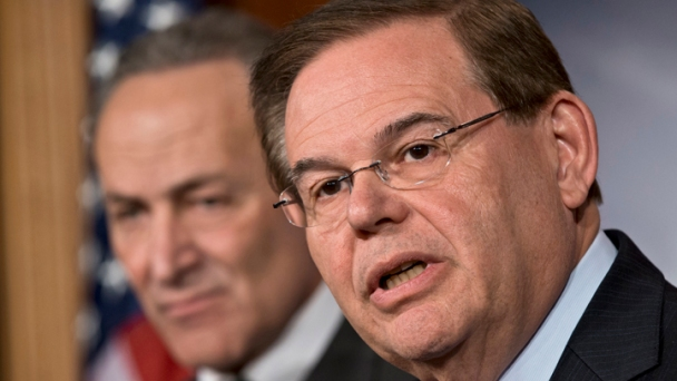 Office of Menendez Campaign Fundraiser Raided
