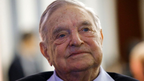 Device in George Soros' NY Mailbox Had Bomb 'Components'