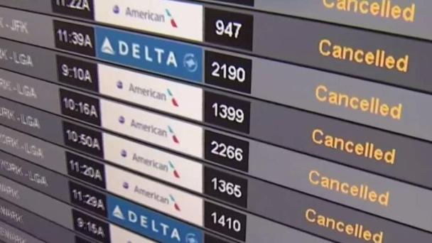 Tri-State Airports Have Some of the Nation's Worst Delays