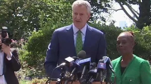 De Blasio Used NYPD Detail to Take Son to Yale: Sources