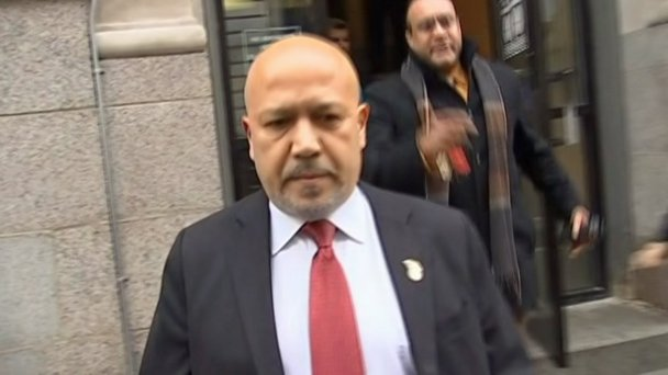Paterson Mayor Torres Hit With Corruption Charges