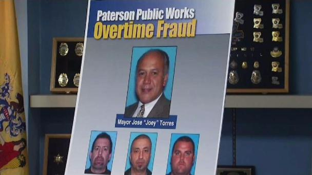 Embattled Paterson Mayor Faces New Corruption Allegations