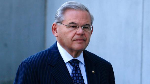 Feds Move to Drop Corruption Case Against Menendez
