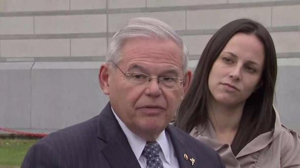 Jury Deadlocked in Menendez Bribery Trial