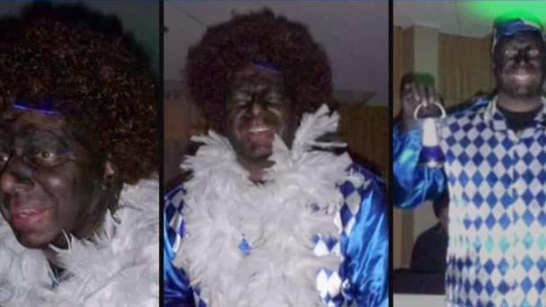 Metro-North Worker Who Wore Offensive Costume Off the Job