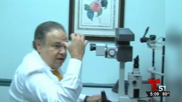 Fraud Trial Starts for Eye Doc Accused of Bribing Menendez