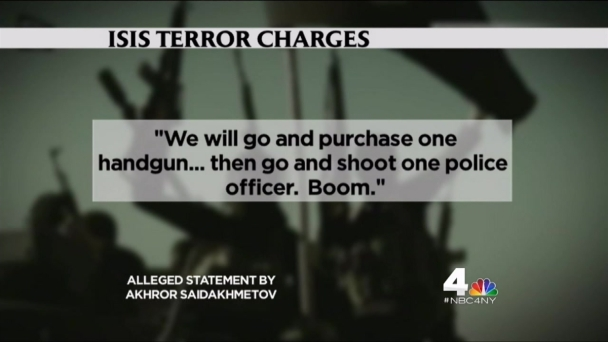 3 Men Allegedly Planned to Join ISIS, Attack NYC if They Failed