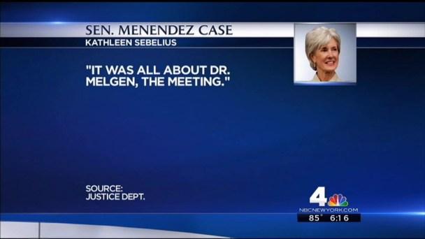 DoJ Says it Has Clear Evidence of Menendez Bribe Scheme