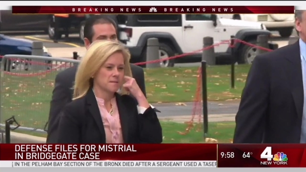 Deliberations in GWB Lane-Closing Trial Enter Day 5