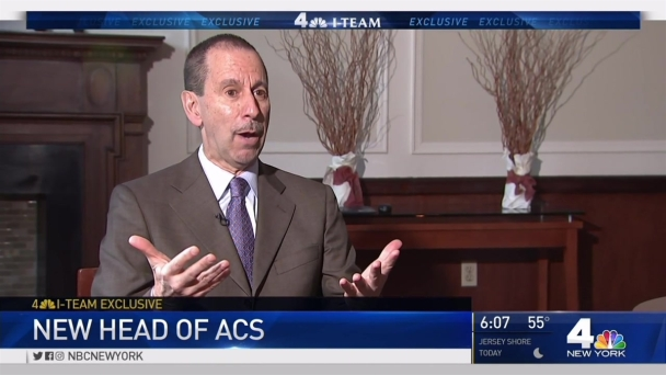 New ACS Commissioner Promises Thorough Review