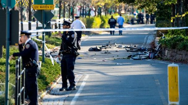 Man Charged in Bike Path Killings Speaks in Court of 'Allah'