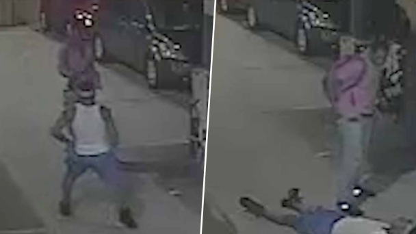 New Video Shows Off-Duty NYPD Sergeant Shoot Man, Drop Item