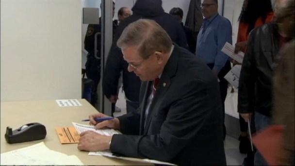 Grand Jury Looking Into Senator Menendez Dealings With Fundraiser