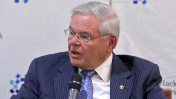 Sen. Menendez Seeks Bribery Charges Dismissal