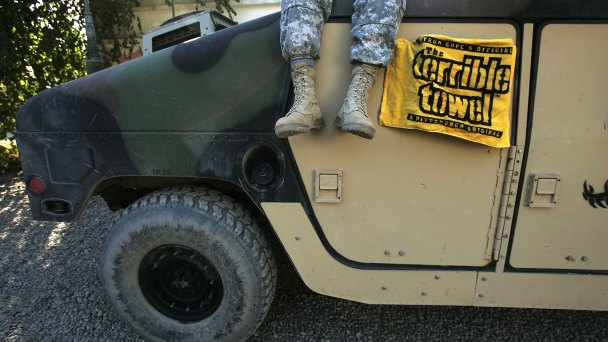 National Guard Rape Reporting, Punishment Varies by State