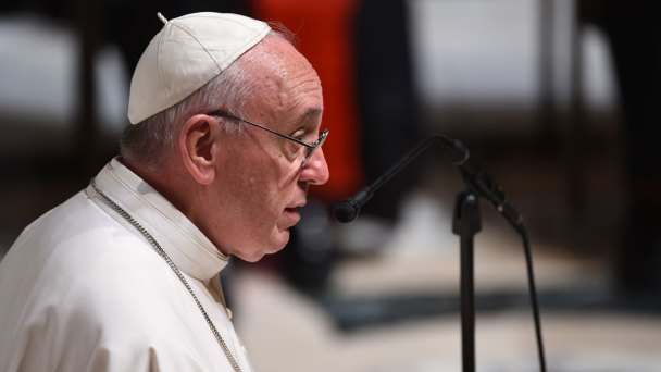 Scalpers Defend Cashing in on Pope Tickets