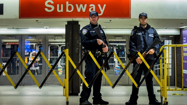 Subway Bomber Planned for Holiday Suicide Attack: Officials