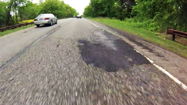 I-Team: Pothole Problems Plague Palisades Parkway