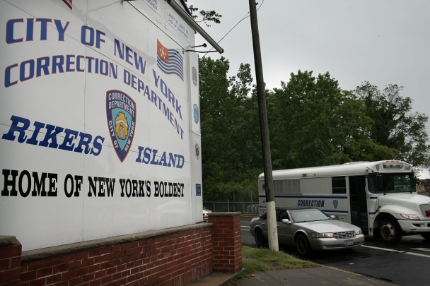 Women Say Rikers Visitors Subjected to Invasive Searches
