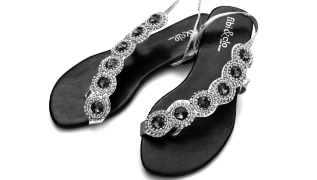 1st Look Loves Shopping: Fibi&Clo Sassy Summer Sandals