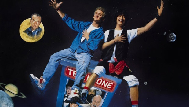 "Keanu: ""Writers Are 6 Weeks Away From a Draft"" on New ""Bill & Ted's"""