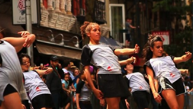 This Weekend: 10,000 Dancers Bust a Move
