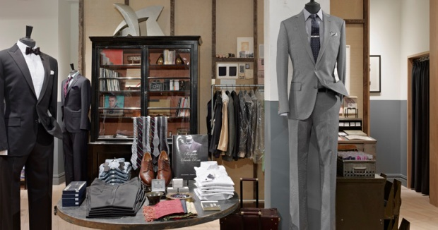 Now Open: J.Crew's Ludlow Suit Gets Its Own Tribeca Shop