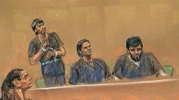 [NY] 3 Brooklyn Men Plead Not Guilty in Alleged Plot to Join ISIS