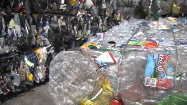 [NATL-BAY] Recycling Troubles: Companies Struggle With New Tariffs