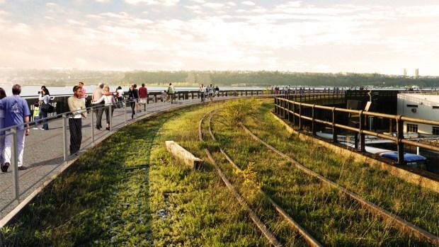 PHOTOS: The High Line's Last Stretch