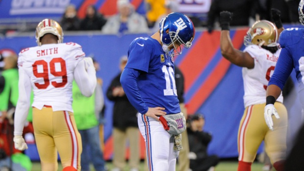 The Giants' 2014 Season in Photos