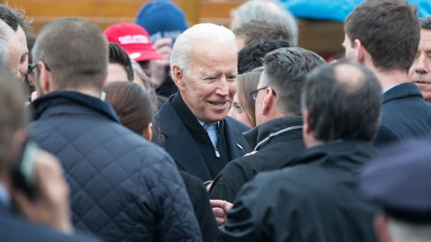 [NATL-PHI] Joe Biden Talks Ideals in Presidential Run Announcement