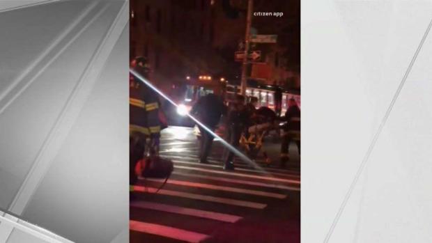 [NY] 11 Firefighters and 1 Civilian Hurt in FDNY Trucks Crash
