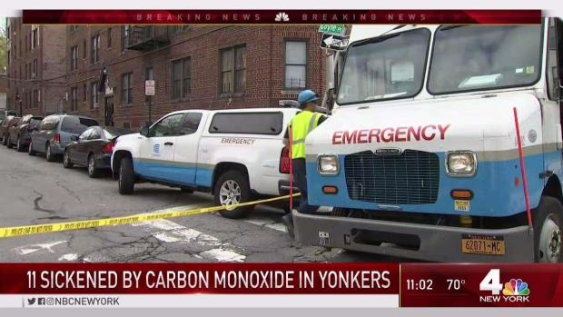 [NY] 11 Sickened in NY Carbon Monoxide Poisoning Incident