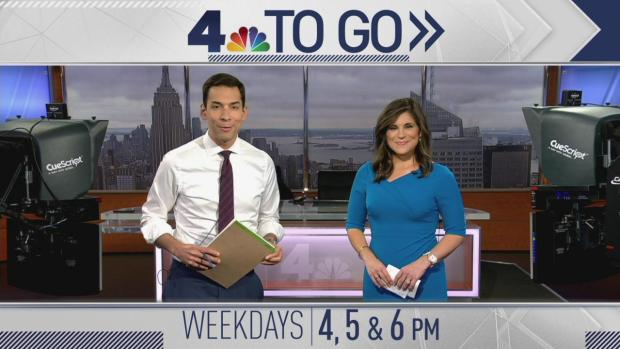 4 to Go Tuesday June 6, 2017